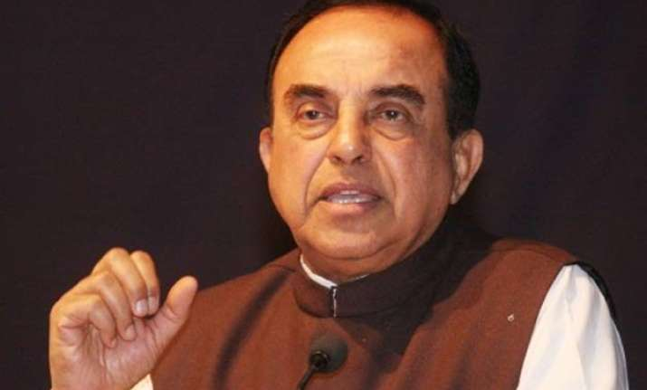 ram mandir work to start this year end subramanian swamy