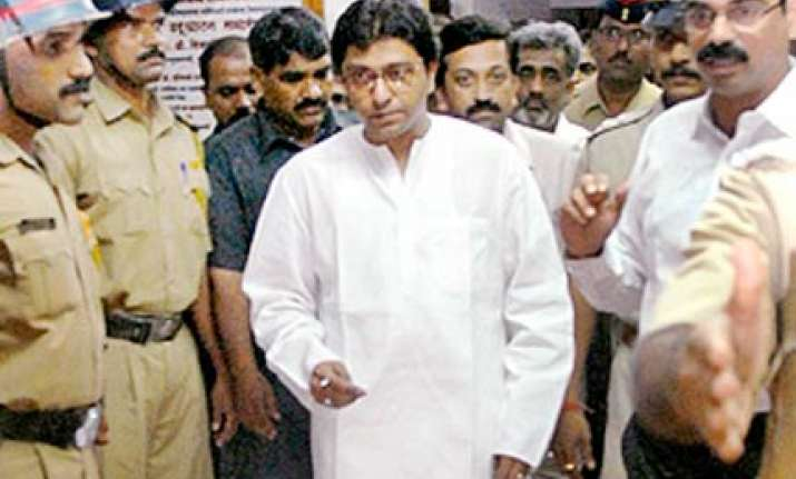 raj thackeray comes under fire for calling cst as vt