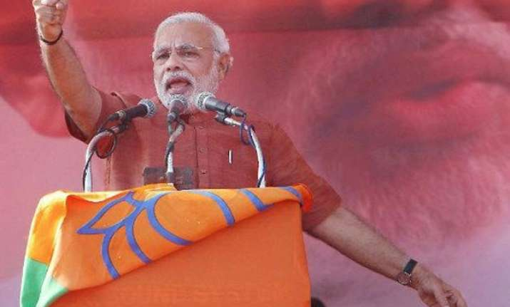 bjp gear up for bihar challenge modi to provide rs 1l cr