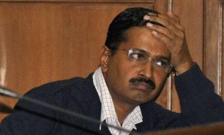 kejriwal had broken down after lok sabha debacle book