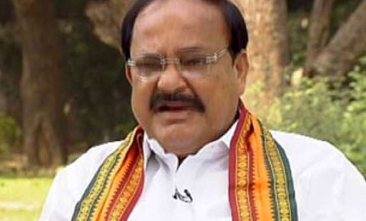 naidu slams cong for blaming narsimha for bhopal gas tragedy