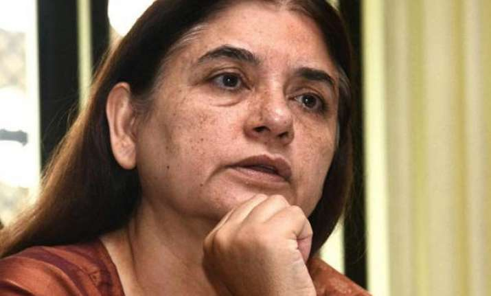 need stringent action to check illegal adoptions maneka