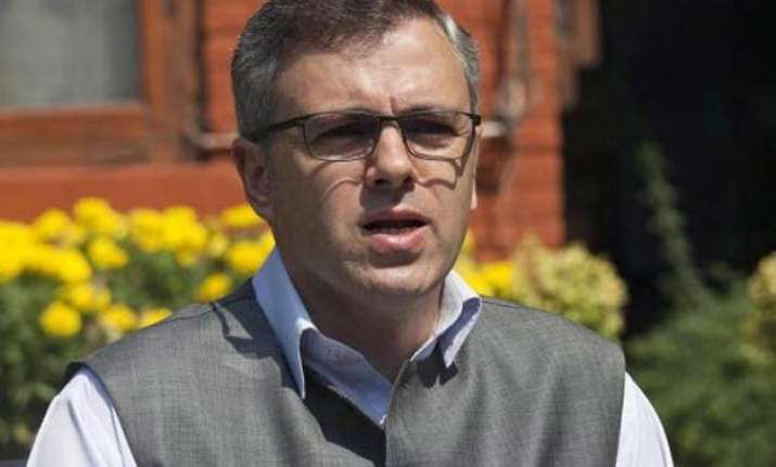 omar takes swipe at pm s foreign policy