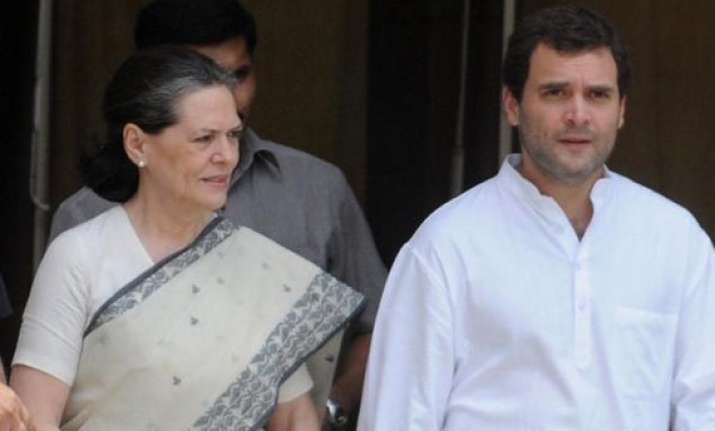 sonia rahul accept people s verdict in maharashtra and