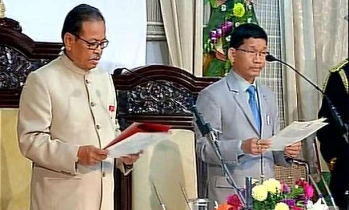 political impasse ends kalikho pul sworn in as new cm of