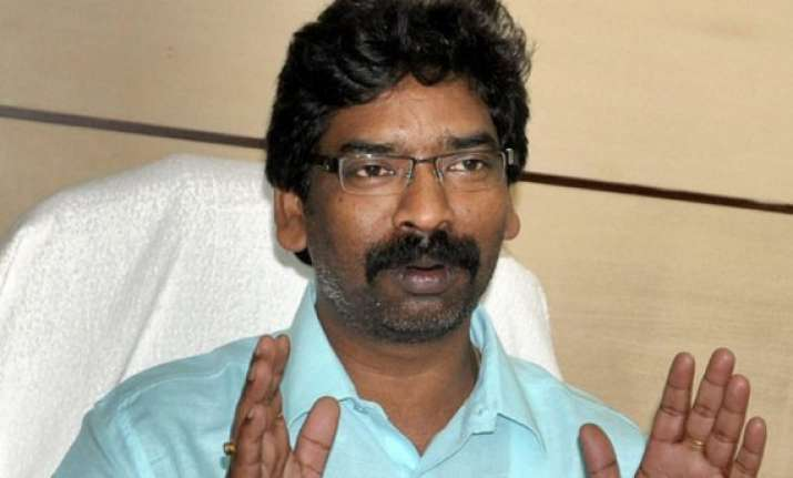 jharkhand ruling coalition partners to hold parleys