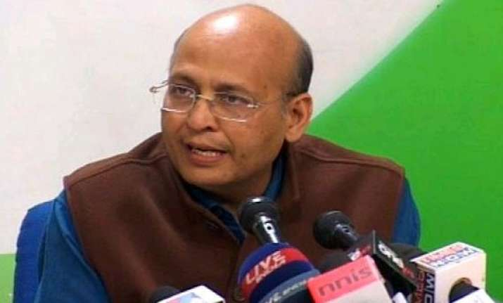 congress steps up attack on govt on blackmoney issue