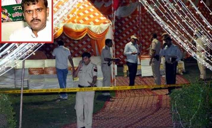 former delhi mla bharat singh shot dead in najafgarh