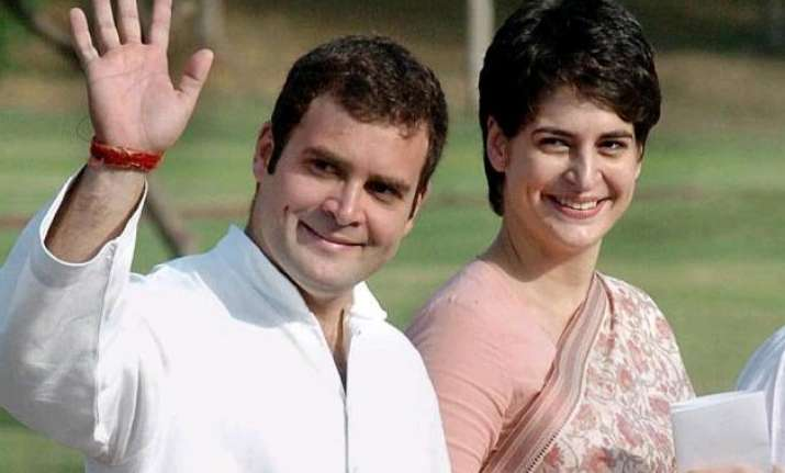 priyanka rubbishes reports of rahul aide being shifted to