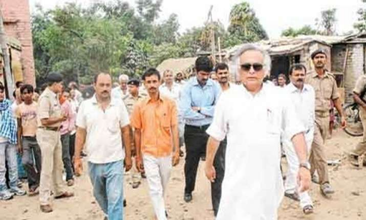 india to be open defecation free in ten years says jairam
