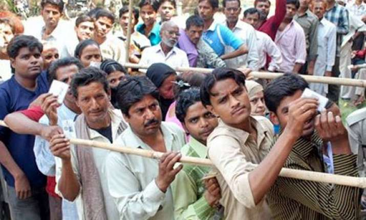 indian voters 176 million in 1952 814 million in 2014