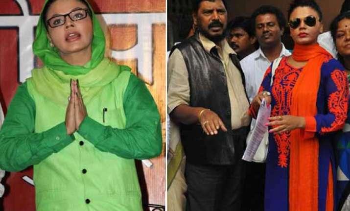 interesting item girl rakhi sawant gets serious with