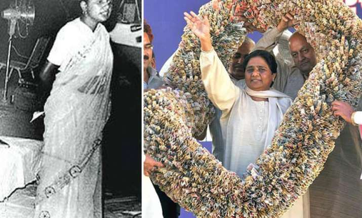 interesting facts about mayawati the former up cm