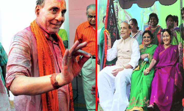 interesting facts about bjp president rajnath singh