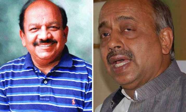 intra party tussle bjp parliamentary board to decide delhi