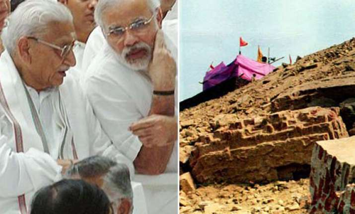 is vhp yatra in ayodhya aimed at lok sabha elections 2014