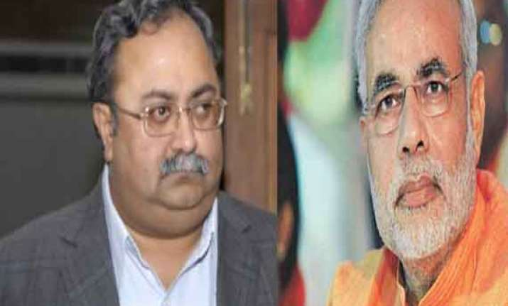 is modi grooming saurabh patel as his possible successor