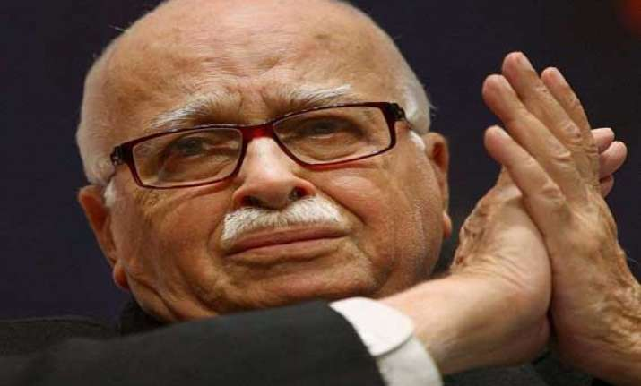 it was a dream to see bjp in power again l k advani