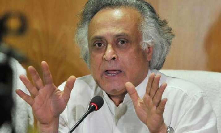 it will be a congress rss fight in next ls polls jairam