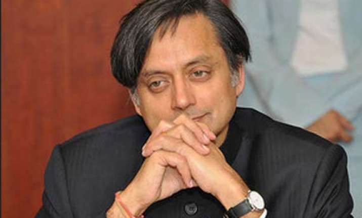 it won t be business as usual within congress shashi tharoor