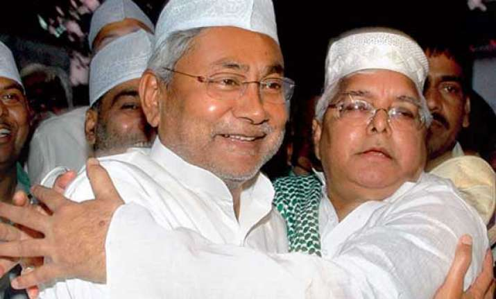 jd u rjd to contest elections together