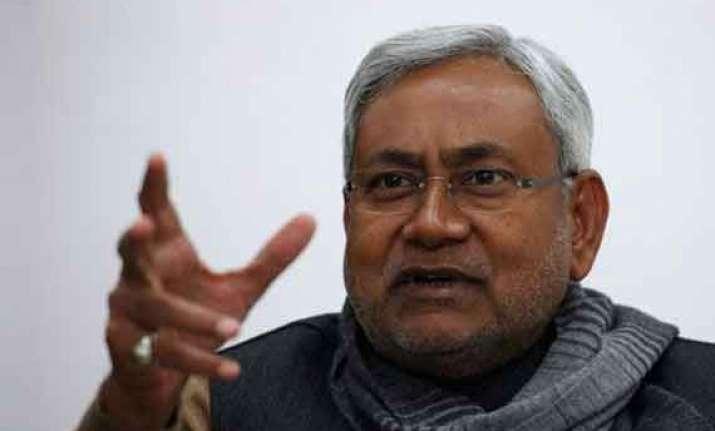 jd u faces cross voting in rajya sabha by poll