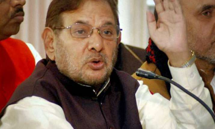 jd u issues gag orders on spokespersons says no rift in nda