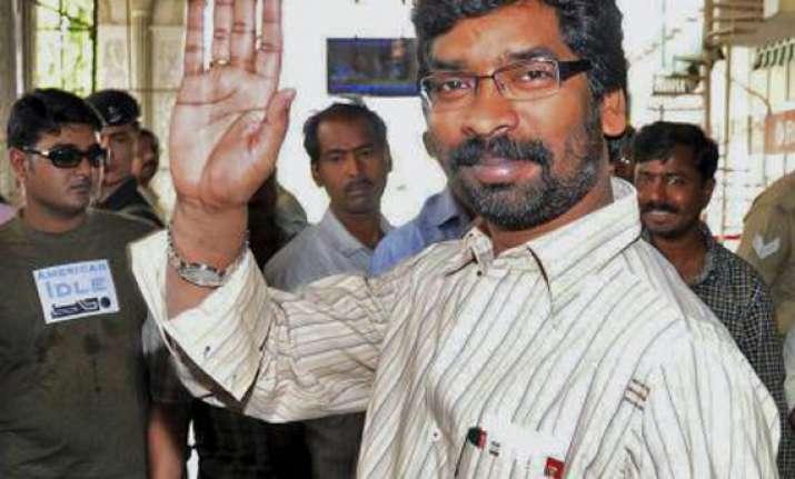 jmm dares bjp to quit jharkhand govt