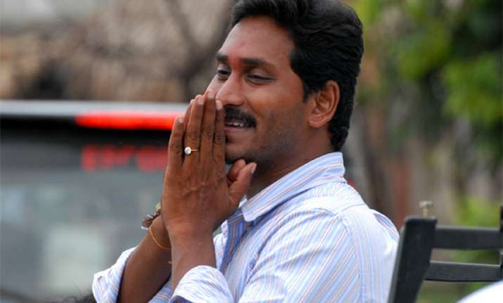 jagan continues fast on seventh day