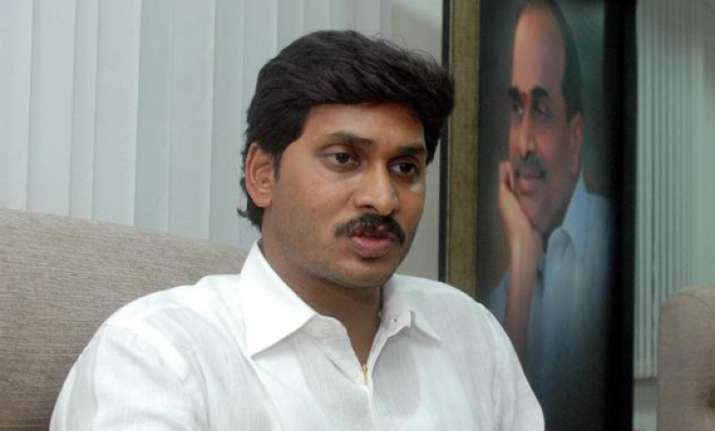 jagan alleges he is being made a scapegoat