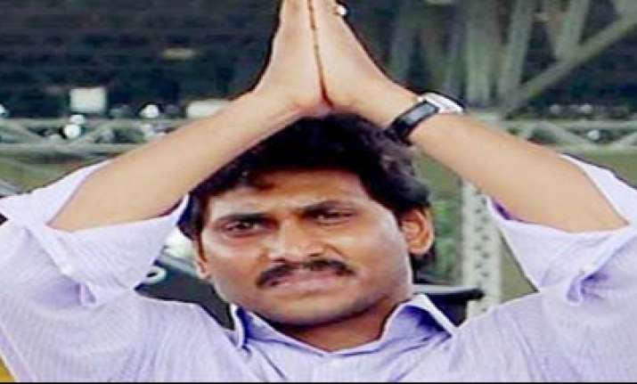 jagan downplays chiranjeevi party merger with cong