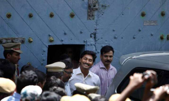 jagan to remain in jail cbi seeks permission for narco test