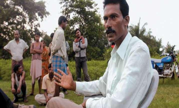 jailed pro maoist leader chhatradhar mahato files nomination