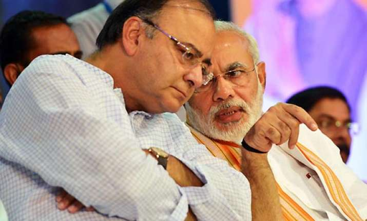 jaitley may get key position if nda comes to power modi