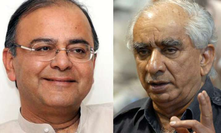 jaswant singh should accept party s no with smile says