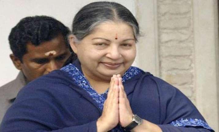 jaya criticise karunanidhi on sri lankan tamils issue