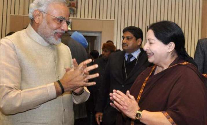 jayalalithaa modi is a good friend of mine