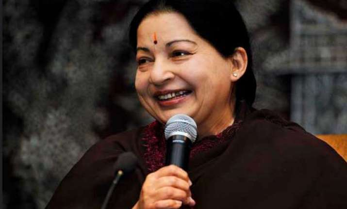 jayalalithaa opposes buoys on india sri lanka sea boundary