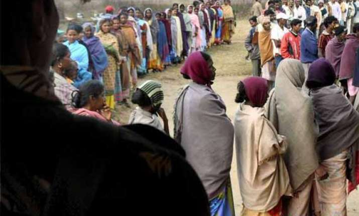 jharkhand to vote for six ls seats tomorrow