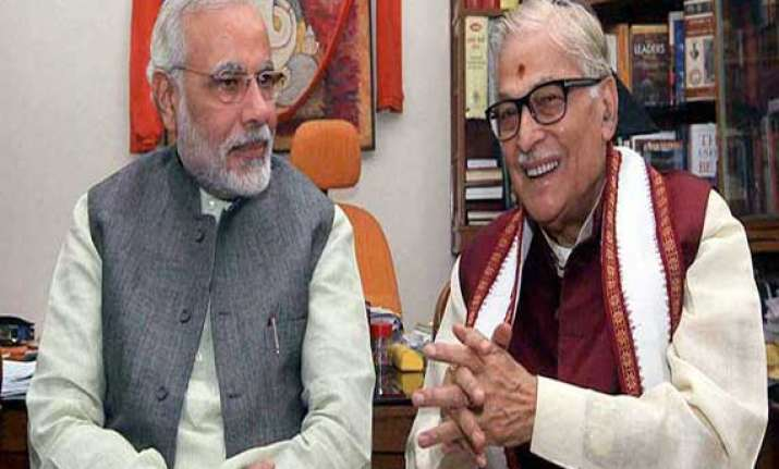 joshi meets modi amidst speculation about his induction in