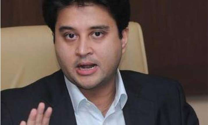 jyotiraditya scindia family disclose shares in over 25 firms