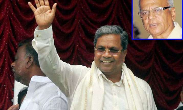siddaramaiah expands ministry inducts s r patil