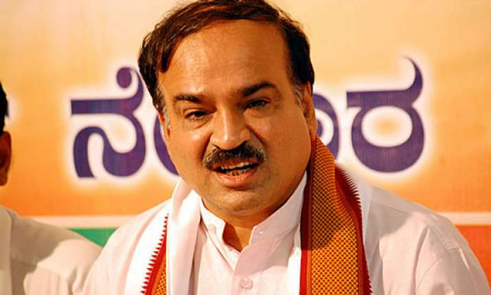 karnataka up bihar key to bjp victory in polls ananth kumar
