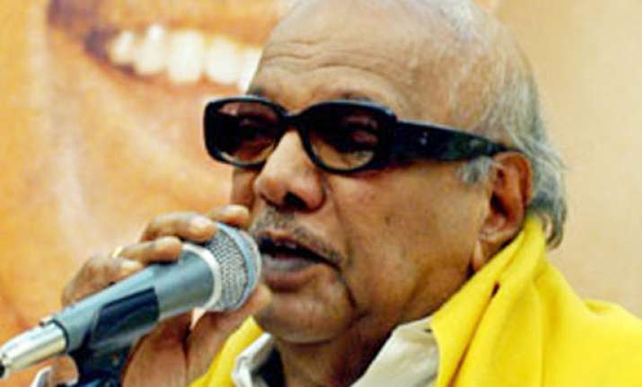 karuna to hit campaign trail from april 5