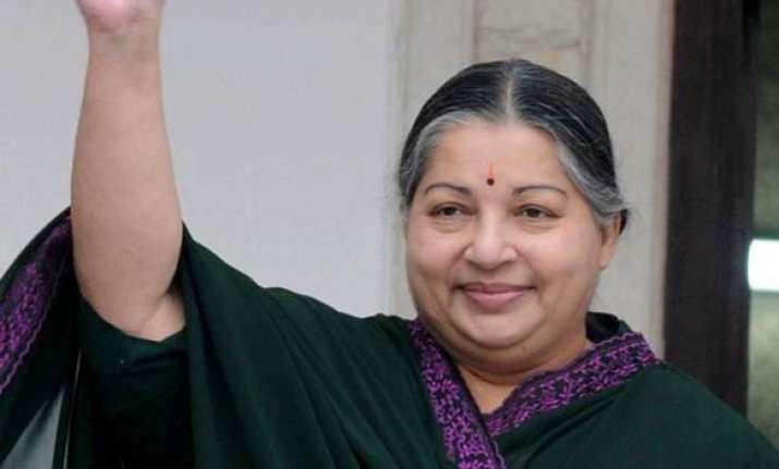 karuna s denial raises many questions says jayalalithaa