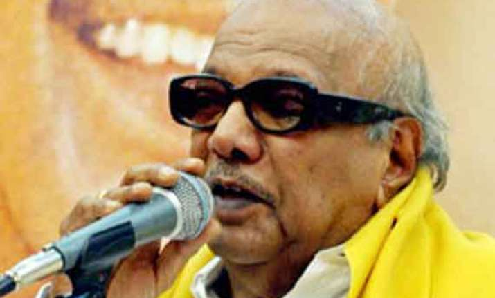 karunanidhi wants all party meeting on cauvery water issue