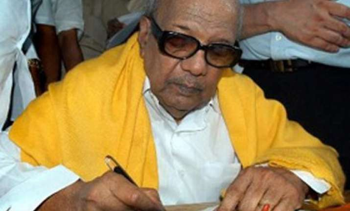 karunanidhi has not received ratan tata s letter