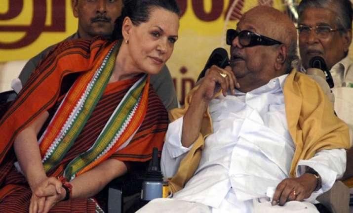 karunanidhi appreciates sonia gandhi s tactfulness