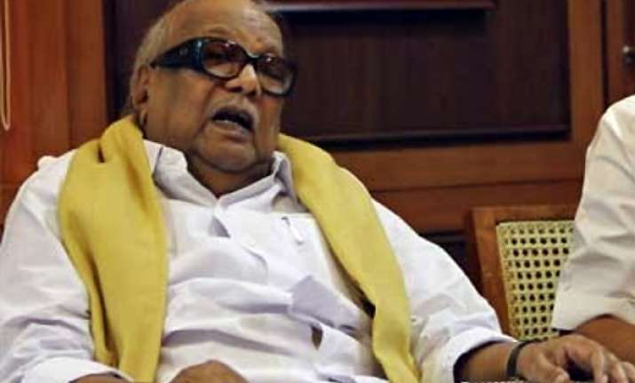 karunanidhi turns 89
