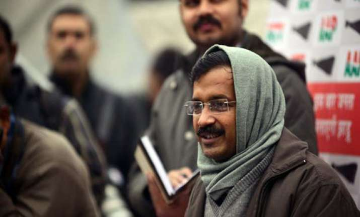 arvind kejriwal taken ill to skip vidarbha rally
